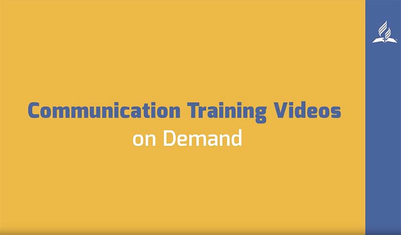 Communication Training Video Intro